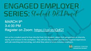 Engaged Employer Flyer for March 9, 2021